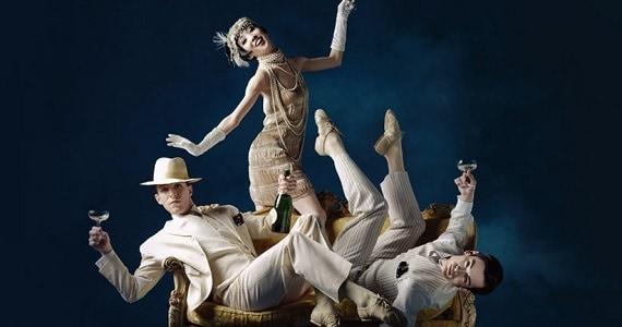 Балет «The Great Gatsby» в Германии, спектакли во Франкфурте, в Кельне и Берлине в октябре 2021 года, билеты на сайте концертного агентства Artist Production