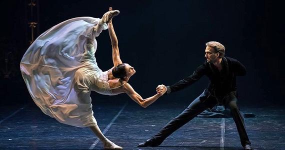 Сцена 2 из балета «Анна Каренина» в постановке театра Бориса Эйфмана