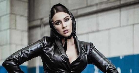 Популярная украинская певица Анна Корсун, сценический псевдоним Maruv