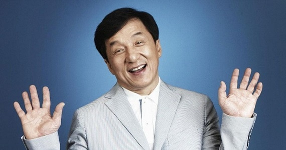 Американский актер, режиссер и каскадер гонконгского происхождения Джеки Чан