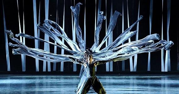 Театр Джеки Чана, сцена 2 из постановки «11 воинов» с элементами боевых искусств
