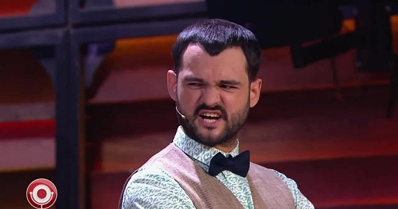 Резидент Comedy Club Андрей Скороход, участник шоу ХБДС в Германии с 28 октября по 10 ноября 2019 года