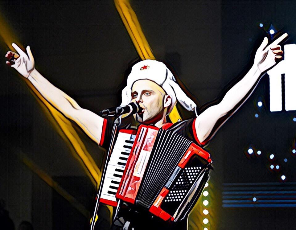 Семен Фролов, ведущий музыкант на празднике «Новый год 2020 на русский лад» в Германии, билеты на сайте агентства Artist Production