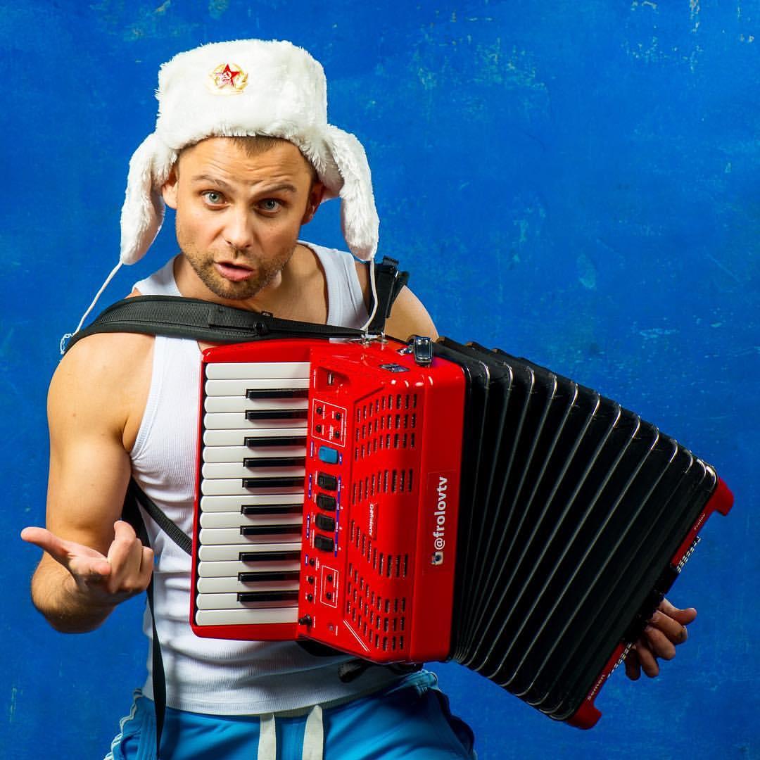 Программа «Новый год 2020 на русский лад» в Германии от агентства Artist Production, специальный гость из России Семен Фролов