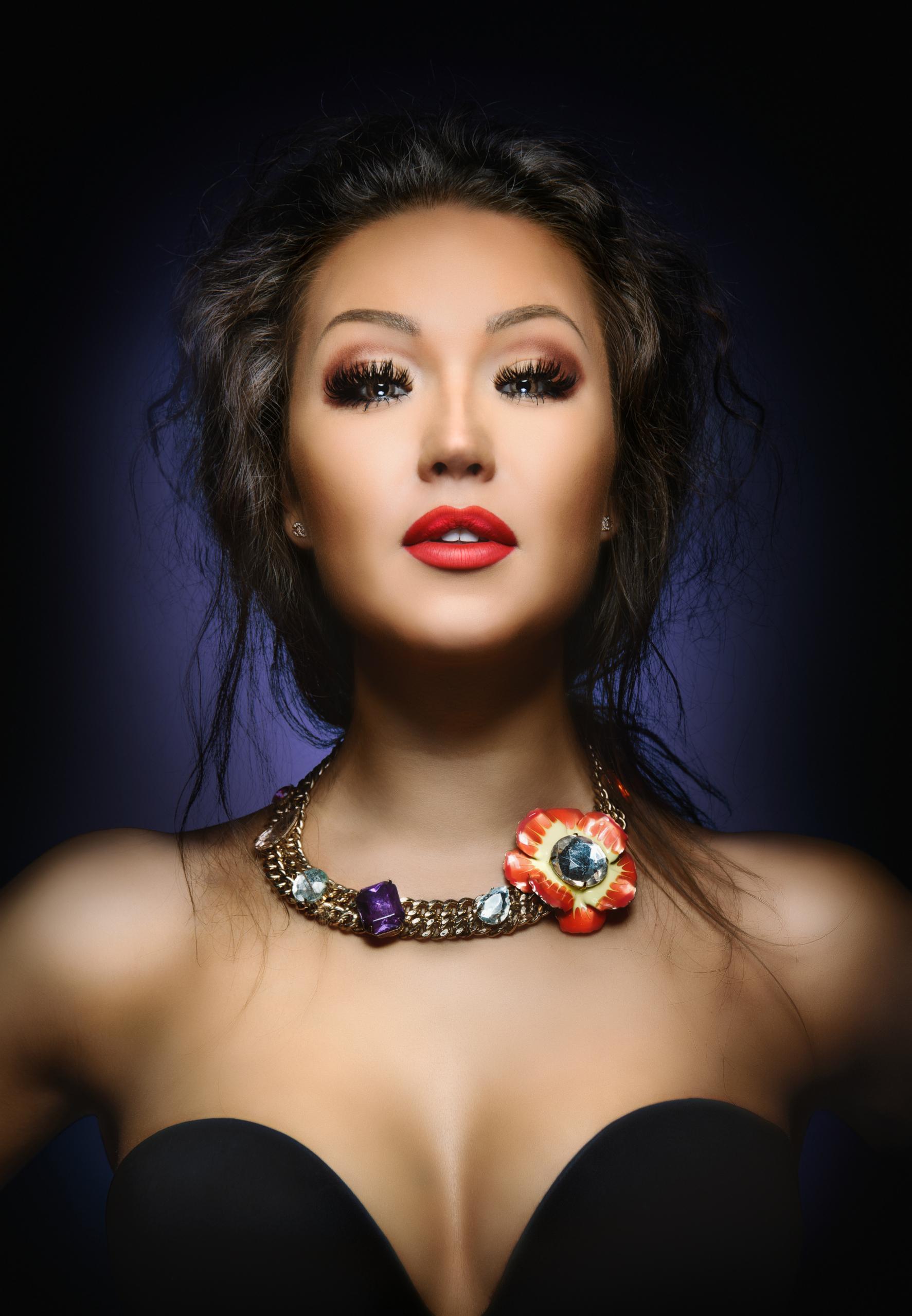 Yana Kas, участница программы «Новый год 2020 на русский лад» в Германии 31 декабря 2019 года от концертного агентства Artist Production