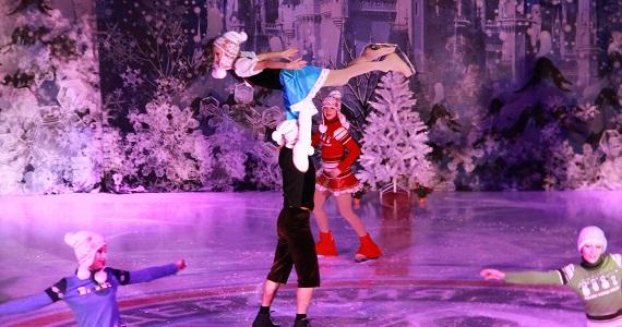 Ледовая сказка Щелкунчик в постановке Русского цирка на льду пройдет в Германии в декабре 2019 года, купить билет на сайте агентства Artist Production