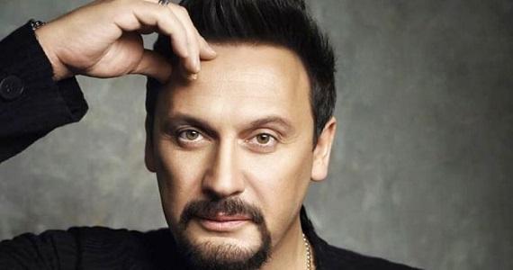 Стас Михайлов, популярный российский эстрадный певец, автор песен, актер и продюсер. Участник концерта «Песня года» 2019 в Германии 15 февраля 2020 года