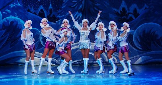 С 19 декабря 2019 по 24 февраля 2020 года в Германии состоится показ спектакля на льду «Снежная Королева» по сказке Ханса Андерсена, билеты в продаже на сайте