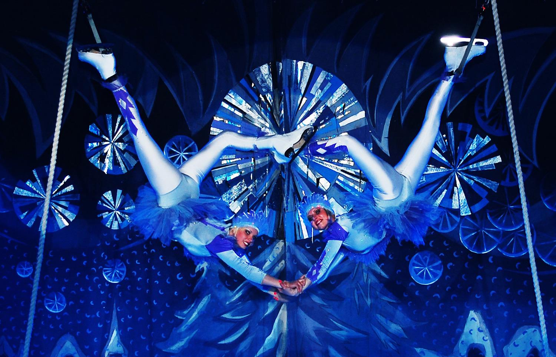 Ледовая сказка «Снежная Королева» в постановке Русского цирка на льду пройдет в Германии, купить билет на сайте концертного агентства Artist Production