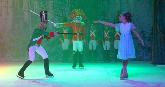 Виртуозная постановка Русского цирка на льду «Зимняя сказка», красочное зрелище, которое подарит незабываемую встречу с любимыми сказочными героями