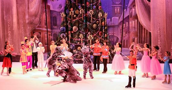 Первый в мире цирк на льду в шоу «Зимняя сказка» покажет красоту фигурного катания в сочетании с высочайшим уровнем балета, билеты на сайте Artist Production