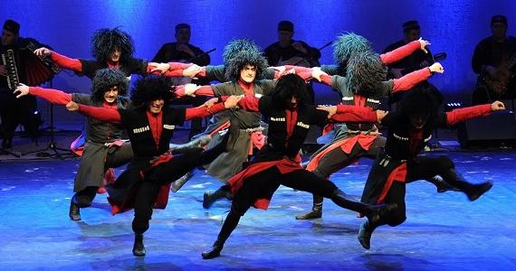 Балет Сухишвили на концертах в Германии порадует поклонников грузинской культуры своим танцевальным мастерством, купить билеты можно на сайте Artist Production