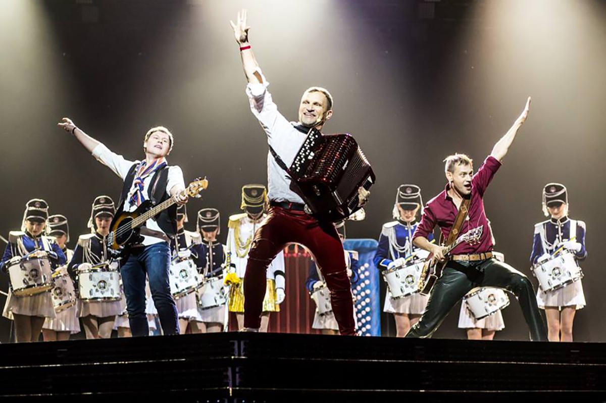 ВВ, Вопли Видоплясова, украинская группа во главе с лидером Олегом Скрипкой выступит на концерте в Скандинавии на одной сцене с группой СКАЙ, билета на сайте