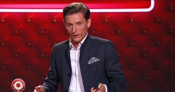 Для новых гастролей в Германии российский комик Павел Воля подготовил программу «Большой Stand Up», которую представит зрителям весной 2022 года