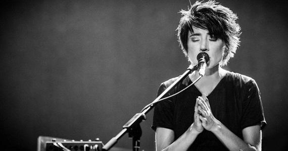 Певица Земфира, участница фестиваля Kislorod Live, который пройдет в мае 2020 года в испанском городе Бенидорм, купить билеты можно на сайте агентства Artist Production