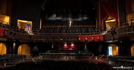 Зрители в Германии могут посмотреть спектакль «Анна Каренина» по роману Толстого с 27 марта по 3 апреля 2021 года, билеты на сайте агентства Artist Production