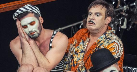 Гастроли Театра Романа Виктюка в Германии пройдут в апреле 2021 года, в пяти городах будет показан спектакль Путаны по пьесе Нино Манфреди, билеты на сайте