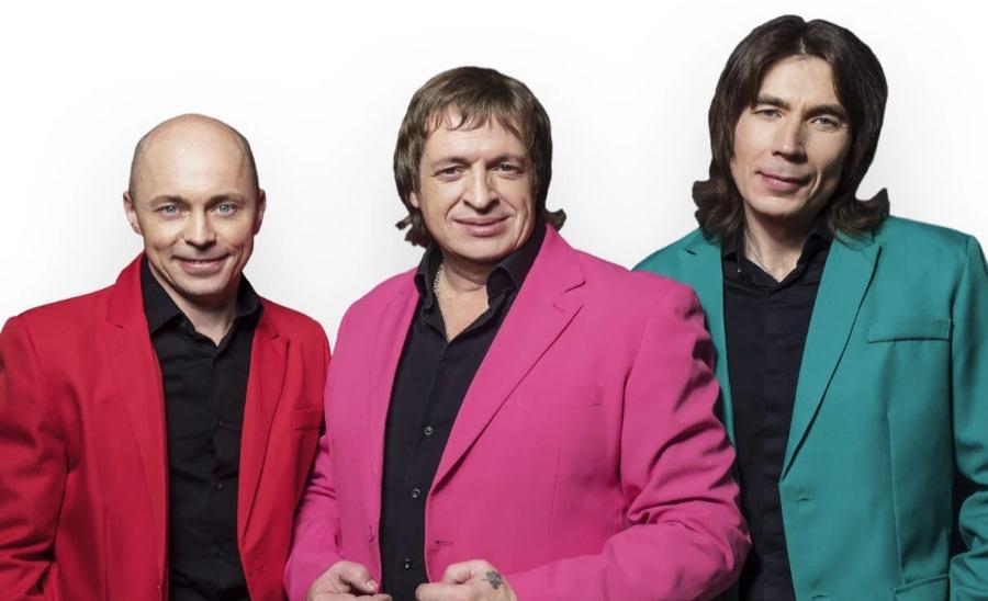 Группа «Рождество», лауреаты премии Шансон года, участники гала-концертов в Германии в апреле 2022 года, билеты на сайте Artist Production