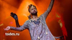 Юмористическая постановка «Заклинатель змей» из танцевального спектакля «И приснится же такое…»