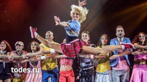 Театр танца Аллы Духовой TODES - это первоклассная хореография и фантастические костюмы