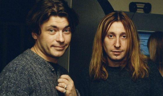 Лева и Шура, основатели и бессменные рок-лидеры группы Би-2