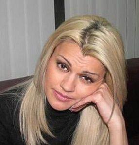 Ирина Круг, вдова музыканта Михаила Круга, певица шансона