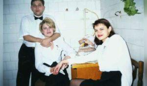 Ирина Круг в период работы в ресторане «Малахита»