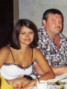 Ирина и Михаил Круг в период совместной жизни до смерти певца