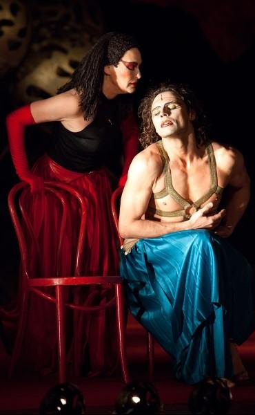 Спектакль «Саломея» по Оскару Уайльду, знаменитому ирландскому драматургу