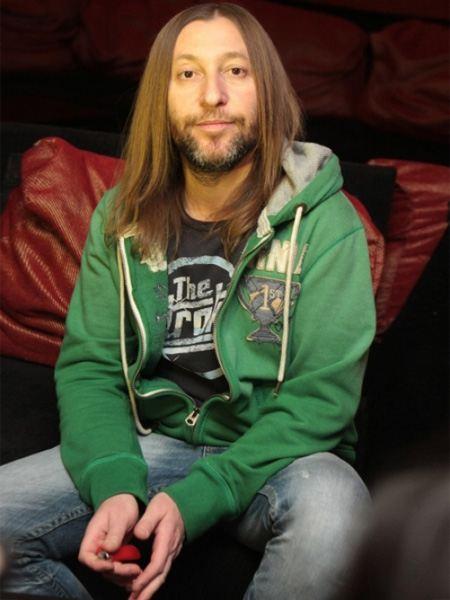 Шура, Александр Уман, лидер белорусской рок-группы Би-2