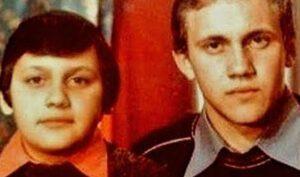 Стас Михайлов и его старший брат Валерий, погибший в авиакатастрофе над Красной поляной