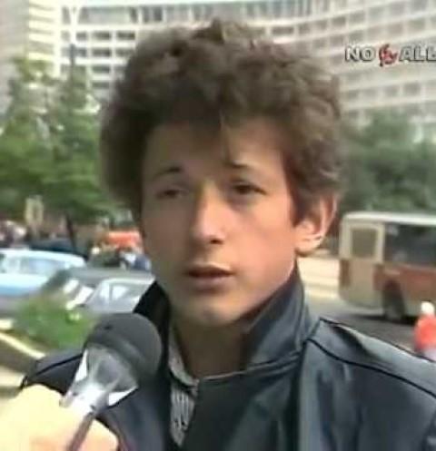Молодой Павел Воля увлекался единоборствами, ходил в театральный кружок и на курсы развития памяти