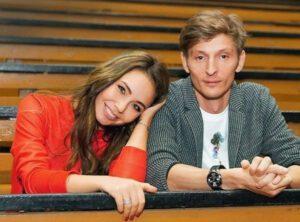 Павел Воля с женой Ляйсан Утяшевой, шестикратной чемпионкой Европы по художественной гимнастике