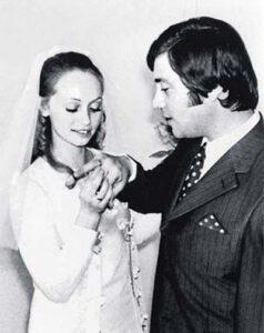 Владимиру Винокуру было 26 лет, а Тамаре Перваковой – 20, когда они сыграли свадьбу перед выпуском артиста из ГИТИСа