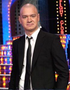 Актер и телеведущий Евгений Кошевой, самый молодой в команде студии «Квартал 95», имеет актерское образование