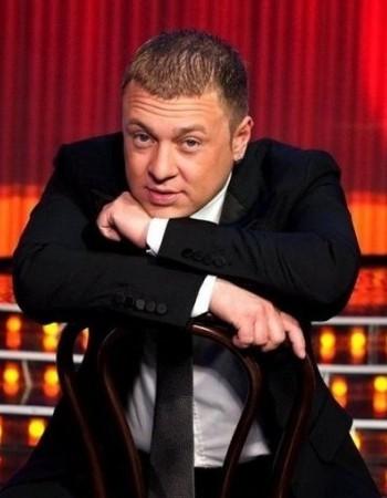 Актер, сценарист и телеведущий Александр Пикалов, незаменимый участник основного состава «Квартала»