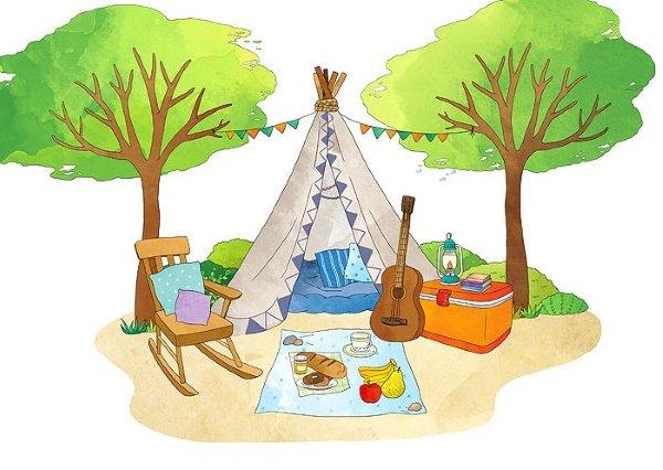 Палатки в кемпинге на Piligrim 2022 устанавливаются на отведенной площадке с 12 часов 20 мая 2022 года