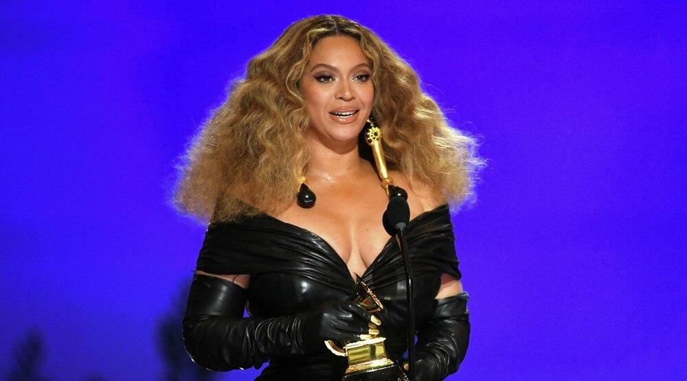 Beyonce, Грэмми 2021
