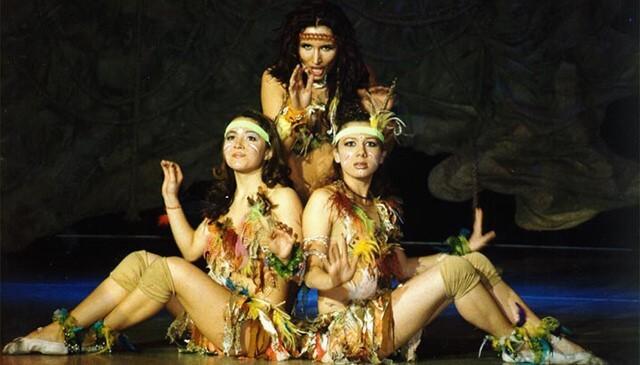 Певица участвовала в первом украинском мюзикле под названием «Экватор» в Киевском театре оперетты