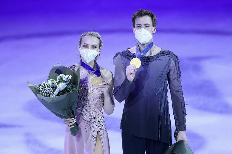 Синицина и Кацалапов