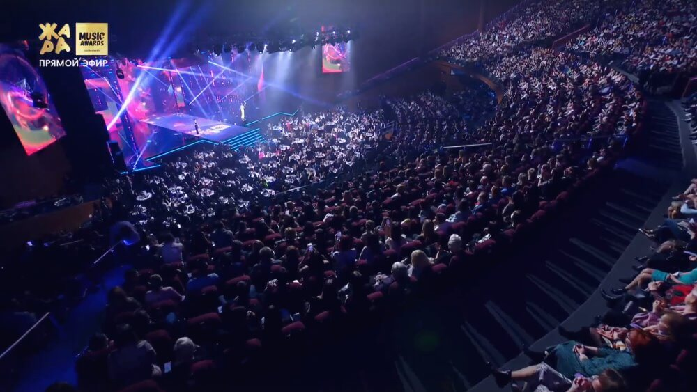 Крокус Сити Холл – ЖАРА 2021