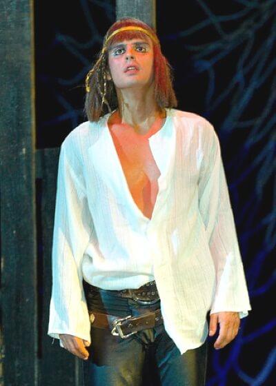 С 2002 года Кирилл Туриченко работал в Одесском театра музыкальной оперы, где играл главную роль в рок-опере «Ромео и Джульетта»