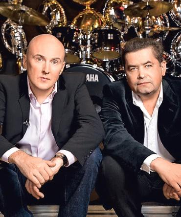 Продюсер Игорь Матвиенко и певец Николай Расторгуев стояли у истоков создания популярной группы Любэ