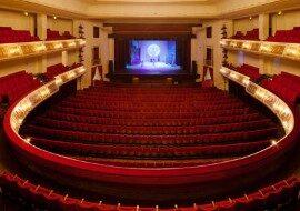 Admiralspalast, концертный зал на Фридрихштрассе, в каталоге концертных площадок на сайте агентства Artist Production