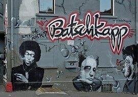Зал рок-клуба Batschkapp во Франкфурте-на-Майне в каталоге концертных площадок на сайте агентства Artist Production