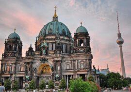 Концертные залы Берлина в каталоге концертных площадок на сайте агентства Artist Production