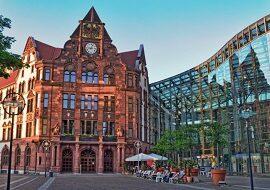 Концертные залы Дортмунда в каталоге концертных площадок на сайте агентства Artist Production
