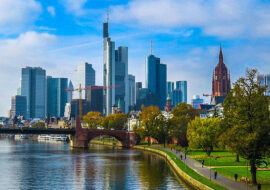 Концертные залы Франкфурта на Майне в каталоге концертных площадок на сайте агентства Artist Production