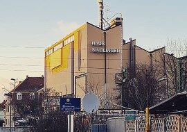 Зал Haus Sindlingen во Франкфурте-на-Майне в каталоге концертных площадок на сайте агентства Artist Production