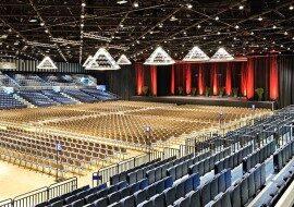 Mitsubishi Electric HALLE в Дюссельдорфе в каталоге концертных площадок на сайте агентства Artist Production